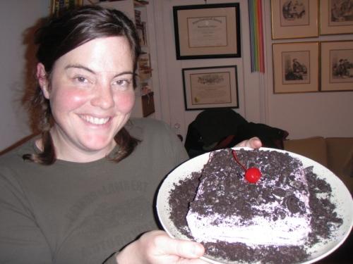 Cary's Valentie's Day Cake